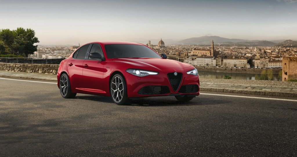 Alfa Romeo Giulia Morbihan Auto