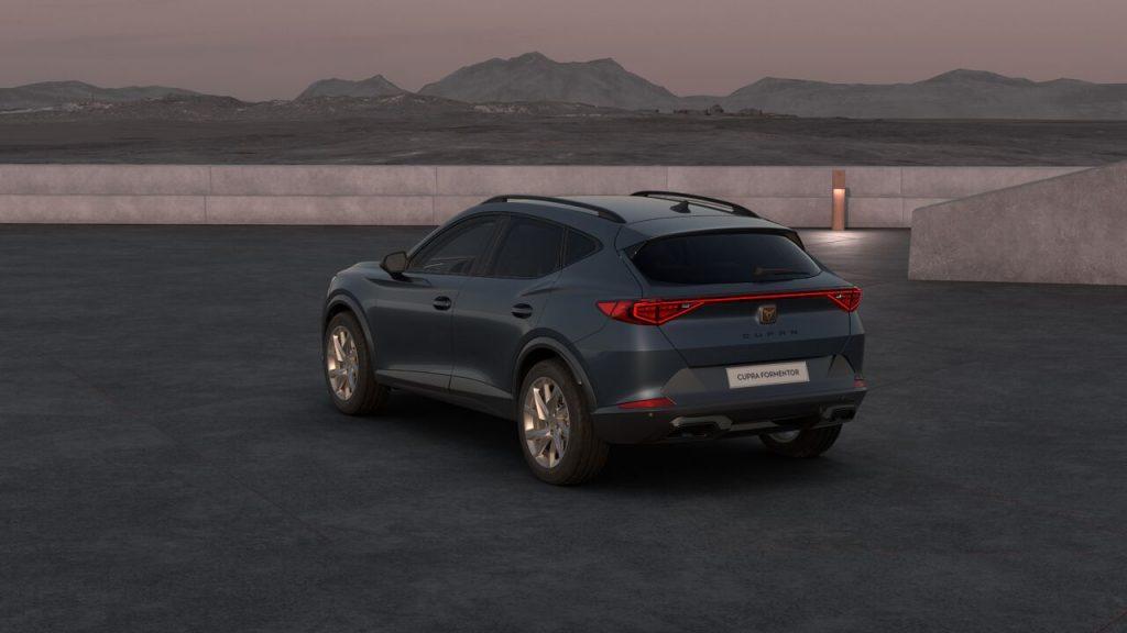 Cupra Formentor morbihan auto