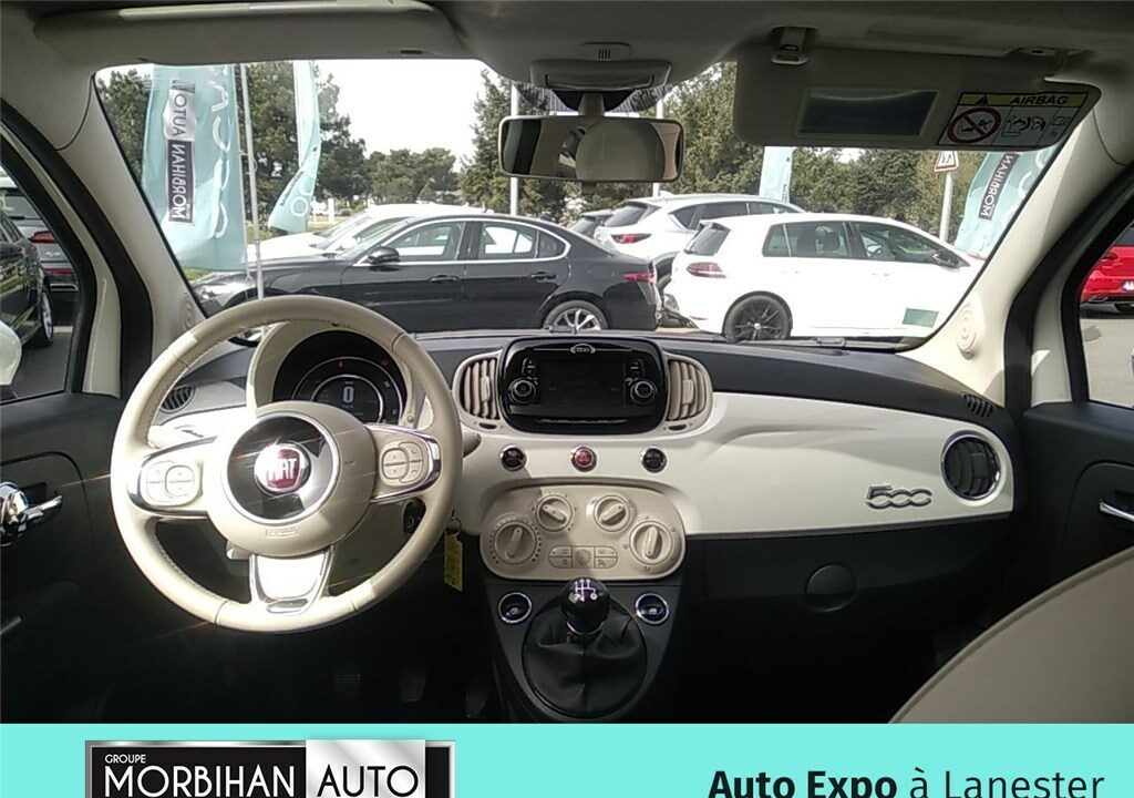 FIAT 500 SERIE 6 EURO 6D 1.2 69 CH ECO PACK Lounge