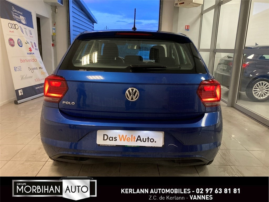 VOLKSWAGEN POLO 1.0 80 S&S BVM5 Lounge