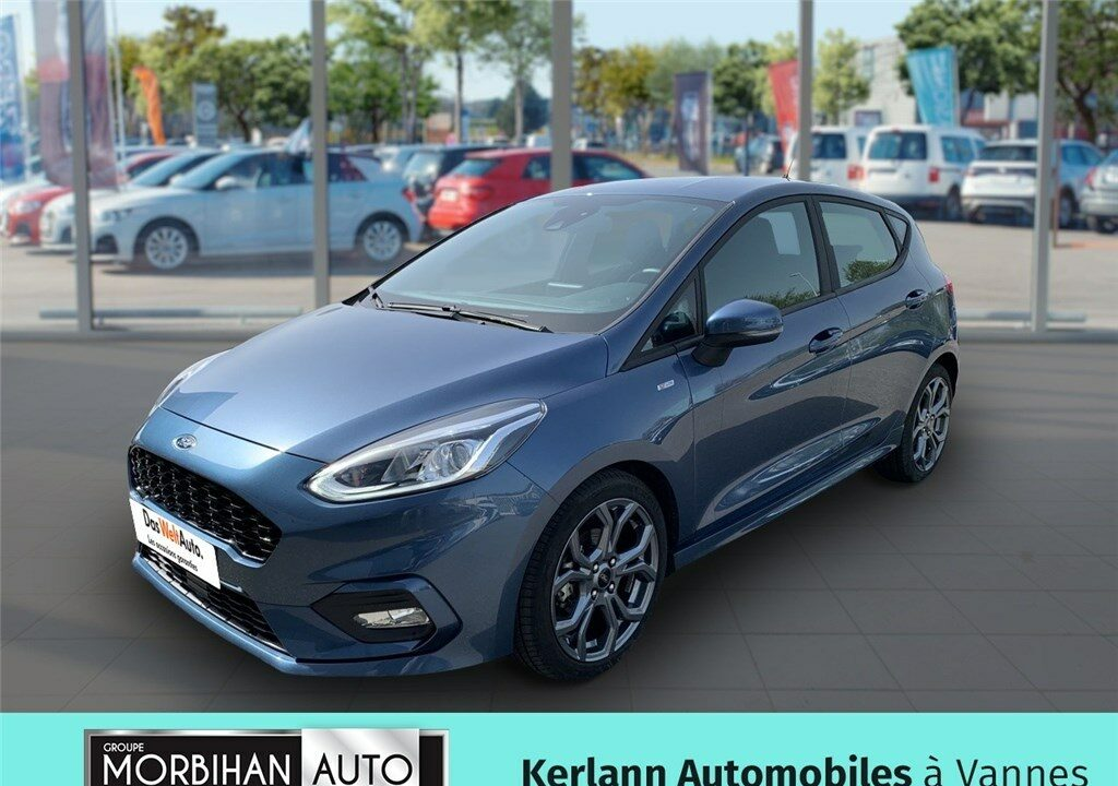 FORD FIESTA 1.0 ECOBOOST 140 CH S&S BVM6 ST-Line