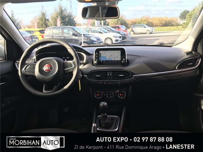 FIAT TIPO STATION WAGON MY19 E6D EASY/LOUNGE SW 1.4 T-JET 120CH M LOUNGE