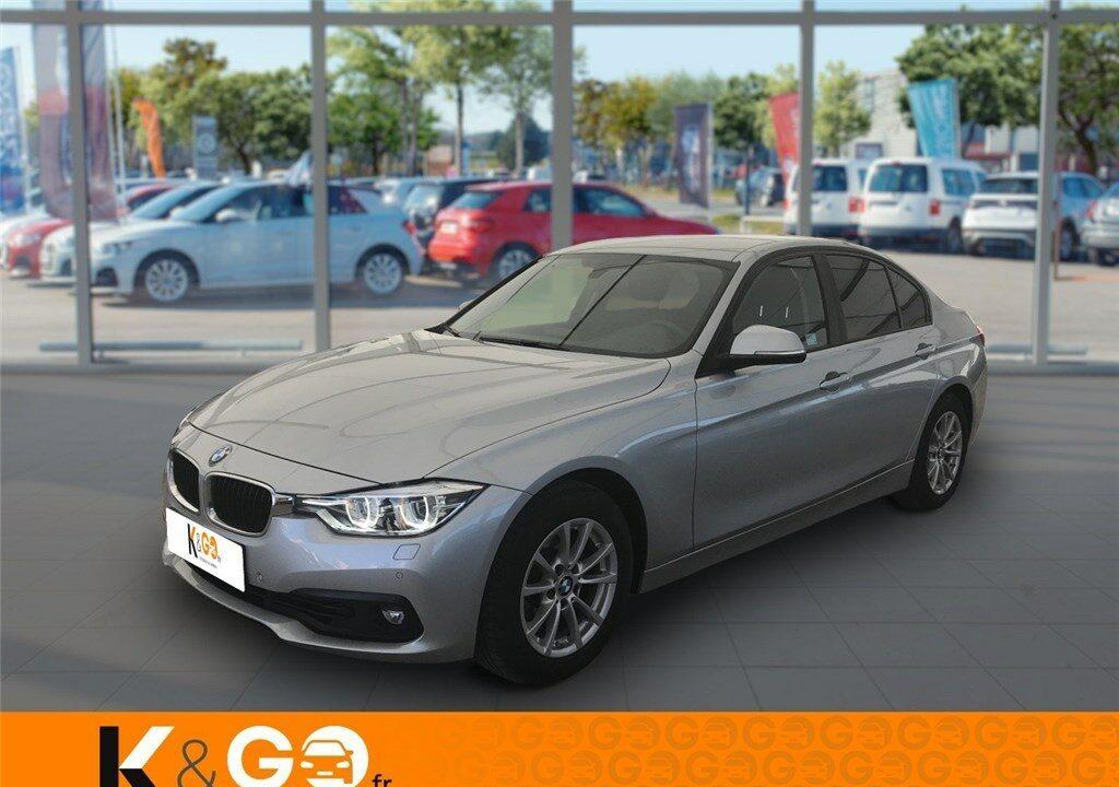 BMW SERIE 3 F30 LCI2 320i 184 ch BVA8 Lounge