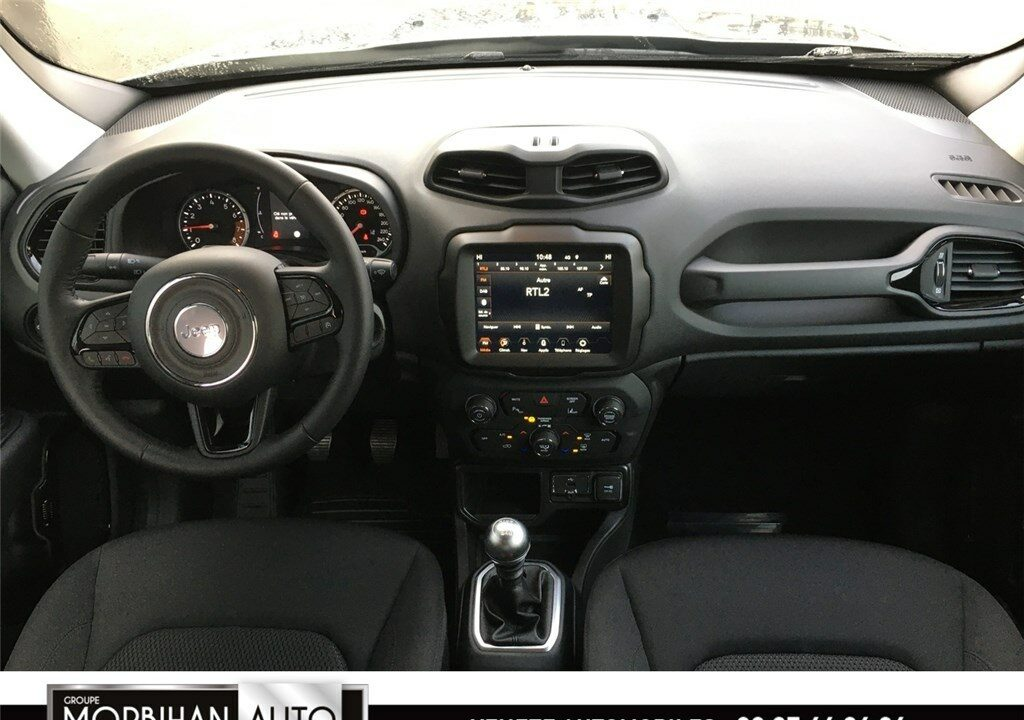 JEEP RENEGADE MY20 1.0 GSE T3 120 CH BVM6 Brooklyn Edition